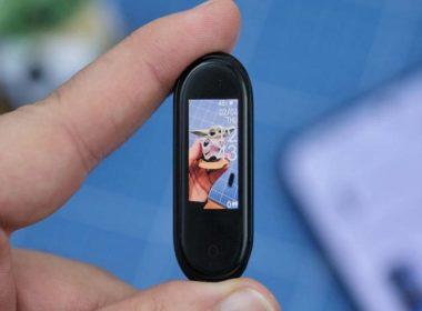 Como Colocar uma Foto Como Papel de Parede no Xiaomi Mi Band 5